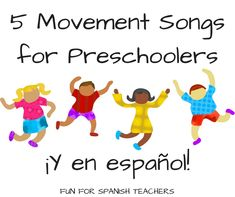 songs for teaching Spanish Archives - FunForSpanishTeachers
