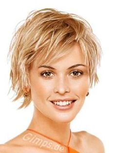 hairstyles with glasses women | Pictures Of Super Short Shag Hairstyles For Women | Hairstyle Gallery