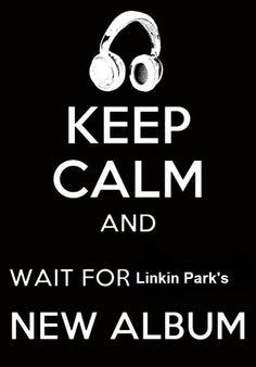Keep calm - Linkin Park