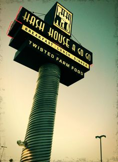 #HashHouseAGoGo may have a line out the door Saturday and Sunday morning, but it is worth the wait. The food is delicious and are huge portions. The fried chicken #eggsbenedict will satisfy all your needs. www.hashhouseagogo.com