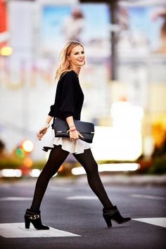 Jimmy Choo / Vanessa Bruno /Isabel Marant~~I like the idea of a chunky boot. So much more comfortable for job search than stilettos.