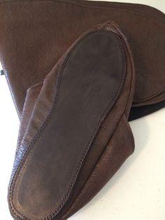 Soft Renaissance ShoeNew Thick Leather Sole Option