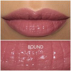 NARS Velvet Lip Glide in Bound - Review and Swatch