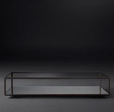Troy Rectangular Coffee Table
