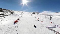 Esquí en Lesotho: más allá de los safaris está la estación de Afri-Ski | Lugares de Nieve Safari, Mount Everest, Skiing, Mountains, Nature, Travel, Parking Lot, Snow, Places