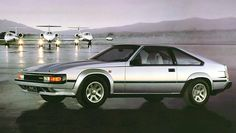 1986 Toyota Celica Supra Mark II