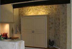 Perfekt Steinwand In Küche