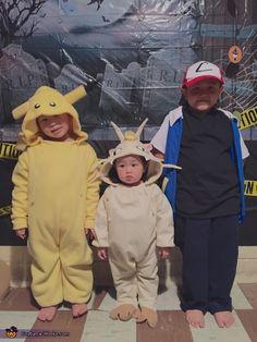 Pokemon Characters Costume - Halloween Costume Contest via @costume_works
