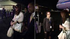 Cristina Kirchner ya está en Panamá, pero se perdió la foto inaugural de la Cumbre