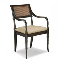 Charlotte & Ivy loves the formal Hampton arm and side chairs. These chairs exude formality and grace but have superb comfort and style that will appeals to all your guests. These Regency styled solid chairs. Side Chairs, Dining Chairs, Dining Rooms, Bamboo Mirror, Living Room Plan, Interior Styling, Interior Design, Outdoor Chairs, Outdoor Decor
