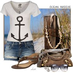 Anchors by christa72 on Polyvore