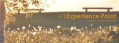 +1 Experience Point -blogi