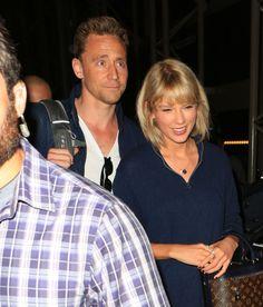 Tom Hiddleston & Taylor Swift || 07.06.16