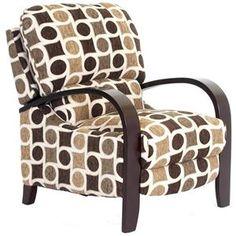 Contemporary Presssback Recliner | Nebraska Furniture Mart