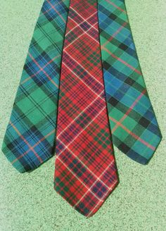 Tartans Available from the London Trading Post (including ...
