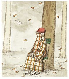 From Mysterious Messages, Cryptic Cards, Coded Conundrums, Anonymous Notes: A Book of Postcards (2010) by Edward Gorey