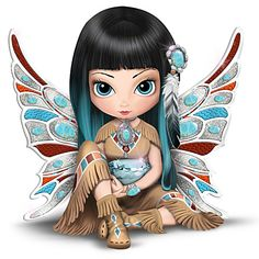 "The very first Strangeling Vinyl doll ""Alice in the Starry Night"" is available NOW worldwide! Fairy Pictures, Cute Pictures, Kobold, Gothic Fairy, Fairy Figurines, Cartoon Cartoon, Cross Paintings, Fairy Art, Beautiful Fairies"