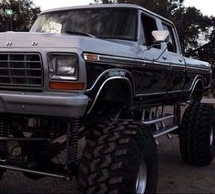 Awesome Ford crew cab