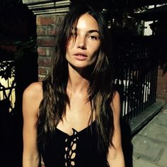 HOLY. Lily Aldridge.  https://www.thereformation.com/new?utm_source=pinterest&utm_medium=organic&utm_campaign=PinterestOwnedPins
