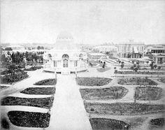 Exposición internacional de Lima 1872. Parque de la Exposicion, 1872