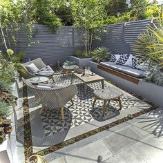Patio garden furniture ideas 0003