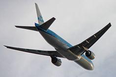 PH-BQE: KLM Royal Dutch Airlines Boeing 777-200ER