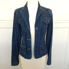 Anthropologie Jackets & Coats - Anthropologie Denim Jacket