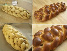 Húsvéti fonott kalács | Szépítők Magazin Bread, Recipes, Food, Brot, Essen, Baking, Meals, Breads, Eten