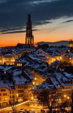 Tom Leuzi | Berne, Switzerland
