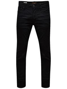 PREMIUM by JACK & JONES - Skinny-Fit-Jeans von PREMIUM - Low rise - Schmale Oberschenkel- und Knieform - Enger Beinabschluss - Hosenschlitz mit Reißverschluss - Klassisches 5-Taschen-Modell - Stretch-Qualität - Low Impact Denim: 64% weniger Abwasser, 70% weniger Energieverbrauch, weniger Abfall 94% Baumwolle, 4% Polyester, 2% Elasthan...