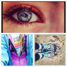 Over on our #blog today, Jane takes you through all 20 of her #ABeautifulMess photo challenges! www.bykatieandjane.com #photography #photos #inspiration #happy #collectmoments #lifestyle #blogger #katieandjane #nike #trainers #mud #fuel #fitness #fitbit #nikeplus #colourrun #purple #blue #blueeyes #eye #sand