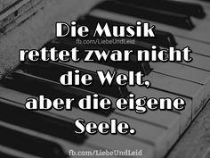 Die Musik rettet zwar nicht die Welt...  Besucht uns auch auf ---> https://www.herz-und-seele.eu