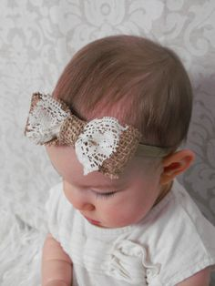 Shabby Chic Country Baby Girl/Toddler by BellChicBabyBoutique, $4.99