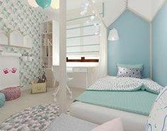Dziewczęce pokoje - Mały pokój dziecka, styl skandynawski - zdjęcie od ROOM STUDIO - homebook