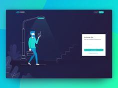 Coder Invitation Page