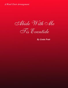 Great resource for ward choir, duets and some piano solos
