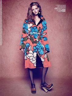 Hollie May Saker for Marie Claire Italia (February 2015) by Marcin Tyszka  #BrunoSilvani #GeorgiSandev #Hollie-MaySaker #IvanaSpernicelli #MarcinTyszka #MarieClaire(Italia) See full set - http://celebsvenue.com/hollie-may-saker-for-marie-claire-italia-february-2015-by-marcin-tyszka/