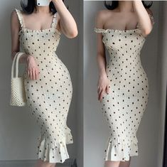 Elegant Dresses, Pretty Dresses, Sexy Dresses, Beautiful Dresses, Fashion Dresses, Girly Outfits, Classy Outfits, Dress Outfits, Cute Outfits