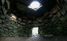 Carn Euny, Cornwall. Beautiful, peaceful, ancient, mysterious.