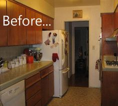 Before & After Kitchen Remodel: Keeping the Best of the Past - Kitchen remodels are a daunting prospect for many reasons; the expense, time spent and food prep stress. One concern that people tend to put on the back burner is how the updated style will fit with the era and flow of the rest of the home, but it is absolutely worth considering. While a complete gut is often the only realistic option, preserving at least one detail, the best bit of the past, as part of the remodel is a nice...
