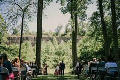KOA Campground wedding in Eureka, MO - unique wedding venues in St. Louis - scenic outdoor Missouri venues - St. Louis wedding photographer - Charis Rowland Photography - St. Louis destination wedding