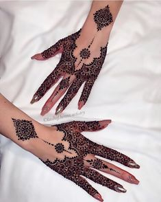 D e s i d o l l s on loving for this gorgeous henna pattern! save this for your shaadi season inspo mehndi lotus flower pattern for henna drawing and tattoo decoration in ethnic oriental indian style Henna Hand Designs, Henna Tattoo Designs, Mehandi Designs, Pretty Henna Designs, Wedding Mehndi Designs, Mehndi Designs For Fingers, Simple Mehndi Designs, Arabic Henna Designs, Wedding Henna