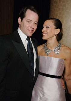 Pin for Later: How Sarah Jessica Parker and Matthew Broderick Became the Big Apple's Best Couple October 2005