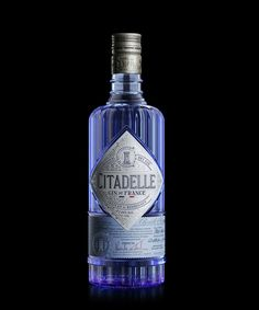 Refreshing the iconic Citadelle brand with new distinctive glass and adding quality cues to the storytelling.