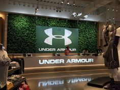 Under Armour Brand House - Chicago - 2015