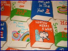 Books (Just Cookies)