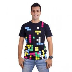 Camiseta Tetris *.*