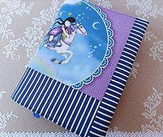 Papiernictvo - Santoro...obal na knihu - 6286035_