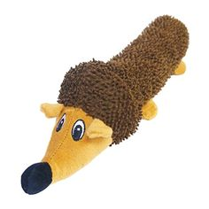 Chubleez Spike The Hedgehog Dog Plush Toy * You can get additional details at the image link.(This is an Amazon affiliate link)