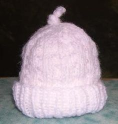 Image of So-Soft Preemie Hat